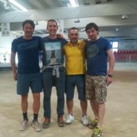 Andrea Delleani (Unipolsai) vince il torneo classificati